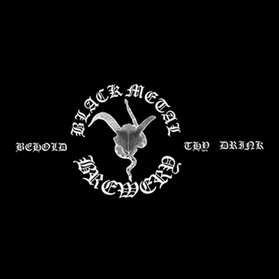 Black Metal Logp